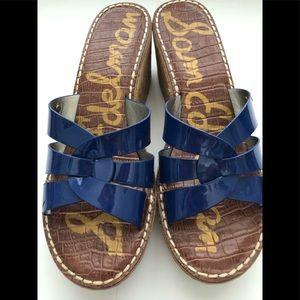Sam Edelman platform sandals. Only worn one time.